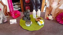réunion bien être institut beauté massage vagney décorations