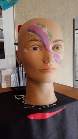 réunion bien être institut beauté massage vagney tête maquillé